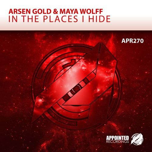 In The Places I Hide  - Arsen Gold & Maya Wolff PREVIEW OUT 30th NOV