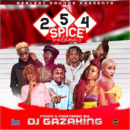 254 Spice Vol. 3 (2nd Half Edition Afrobeat Mixtape 2019 Ft Gin Ideal, Vdj Jones, Jegede, Kelechi)