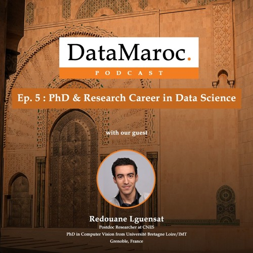 Ep. 5 : How to pursue a research oriented career in Data Science ?