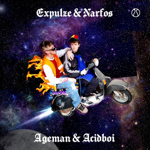 Expulze & Narfos - Ageman & Acidboi (Radio Edit) | VEZZ Image