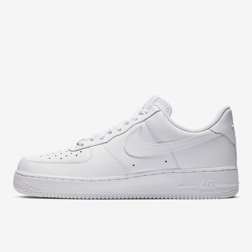 White Air Force Ones (白色空軍的)
