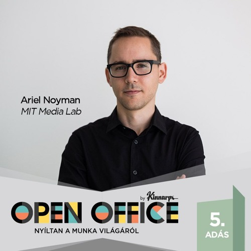 5. How City Science empowers our future - Ariel Noyman, city science researcher at MIT Media Lab