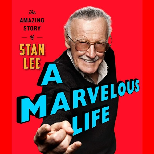Stan Lee biographer Danny Fingeroth