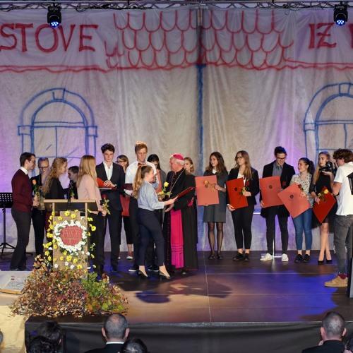 Prisluhni slavnostni akademiji med praznovanjem godu zavetnika Zavoda sv. Stanislava
