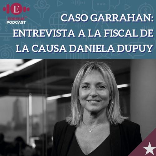 Caso Garrahan: Entrevista a la fiscal de la causa, Daniela Dupuy