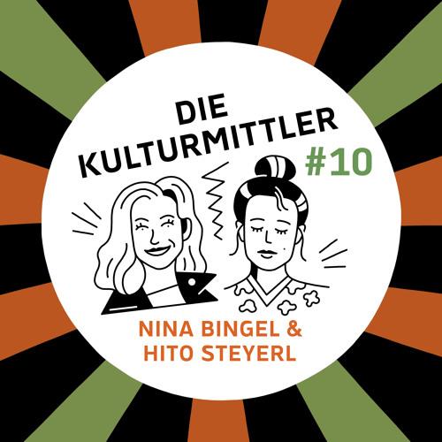 Die Kulturmittler | Kunst auf Welttournee. Mit Hito Steyerl und Nina Bingel