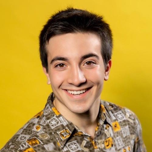 Lorenzo Pugliese from The SpongeBob Musical - STNJ Episode 350