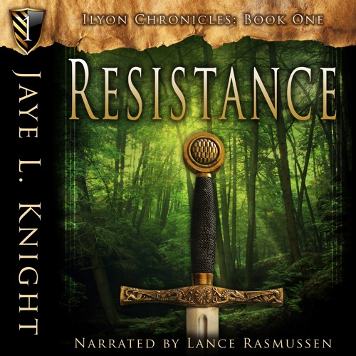 Resistance by Jaye L. Knight, read by Lance Rasmussen