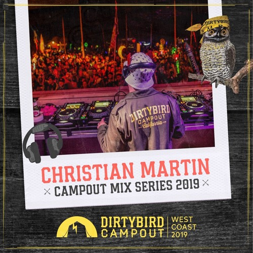 Christian Martin live from the Birdhouse, Dirtybird Campout 2019