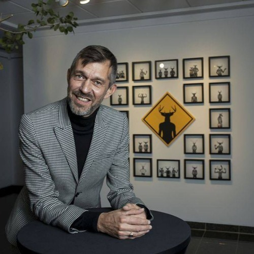 Luc Pallegoix au Centre culturel Yvonne L. Bombardier