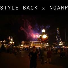 NOAHP x STYLE BACK