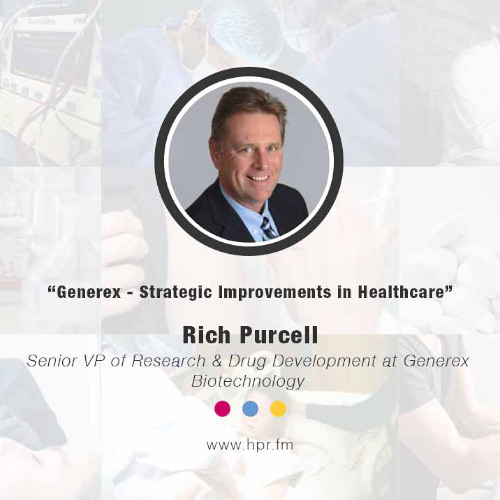 Generex - Strategic Improvements in Healthcare