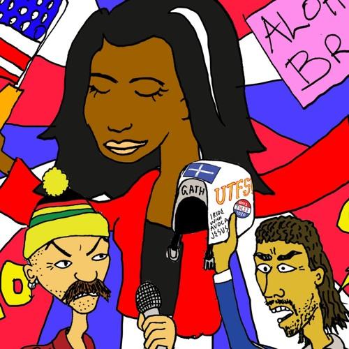 Swellian Queens Unite: US Presidential Candidate, Tulsi Gabbard x Jodie Cooper x Tahlija Redgard