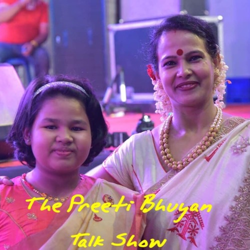 The Preeti Bhuyan Talk Show-Childrens Day special with Nikita Bhuyan