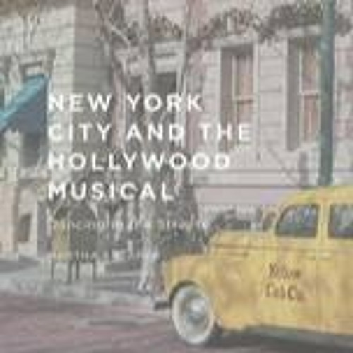 In Conversation with Martha Shearer on ´New York City and the Hollywood Musical´