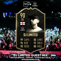 DJ Limited |  RUN x in:Motion 2019 Guest Mix