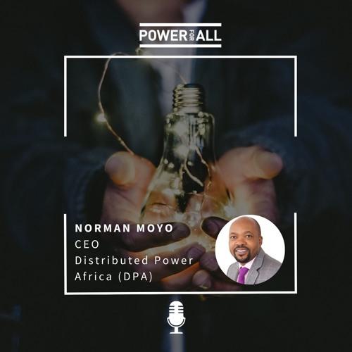 C&I solar in Africa: Norman Moyo