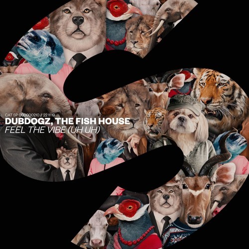Dubdogz, The Fish House - Feel The Vibe (Uh Uh) [OUT NOW]
