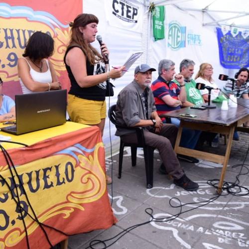 PRIMERA CARPA SANITARIA POR LA SALUD PÚBLICA Y ALIMENTOS SOBERANOS