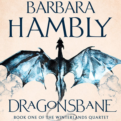 Dragonsbane, By Barbara Hambly, Read by Nicholas Camm