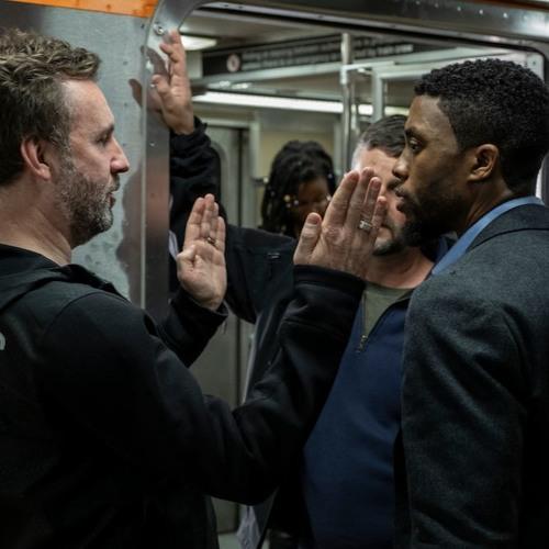 Chadwick Boseman On Physically Demanding '21 Bridges' Shoot