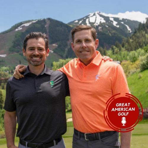 Dr. Jeremy James with GolfForever
