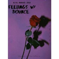 R.seradio 002 -Feelings w/ Bounce