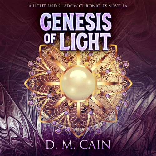 Audiobook (Epic Fantasy): Genesis Of Light by D.M. Cain [narrated by Jei Mitchell]