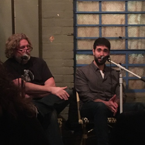 Reading and Discussion with Brian Evenson at Stories in Echo Park