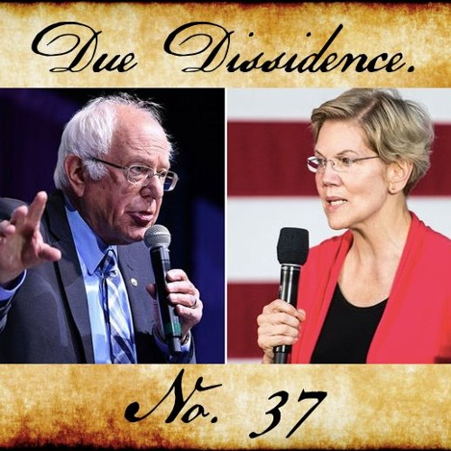 37. Warren vs. Sanders on Med4All, Credibility, Electability, and More.