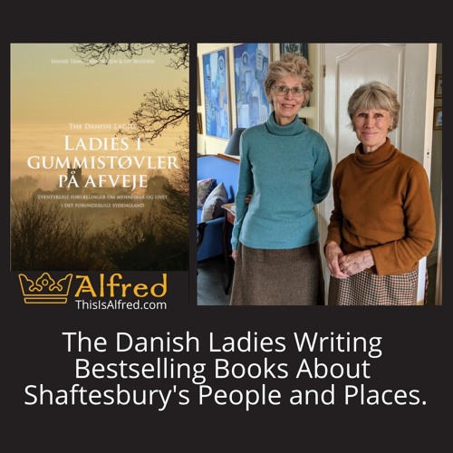 The Danish Authors Writing Best Sellers About Shaftesbury People And Places