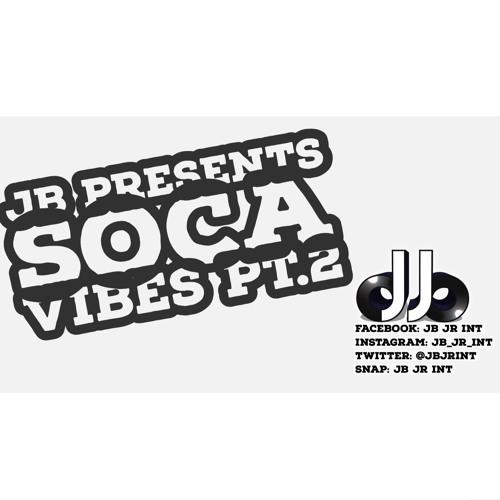 JB PRESENTS SOCA VIBES PT 2 (2019)