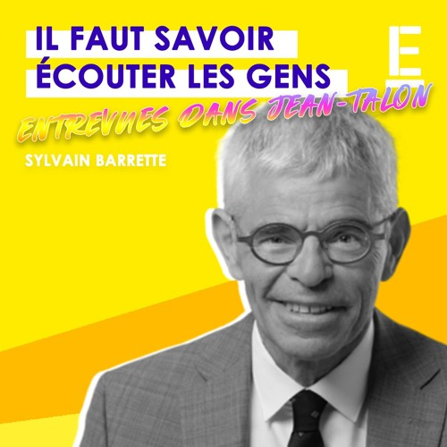 """""""Il faut savoir écouter les gens"""" - Mini-entrevue avec Sylvain Barrette"""