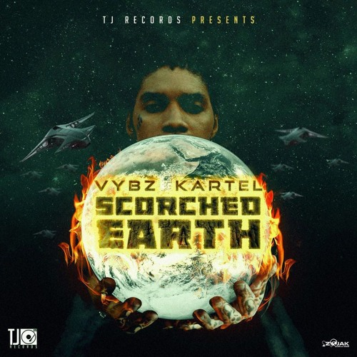 Vybz Kartel - Scorched Earth (Clean)