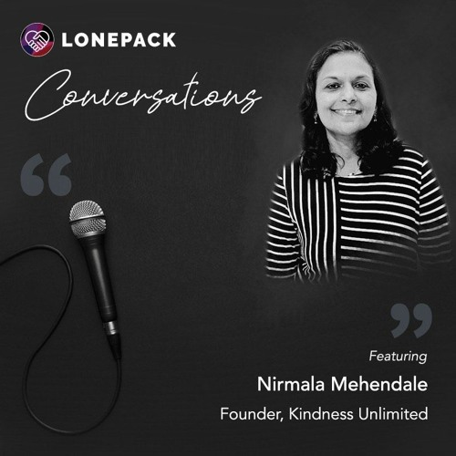 The impact of kindness on mental health with Nirmala Mehendale