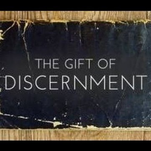 Gift of Discernment