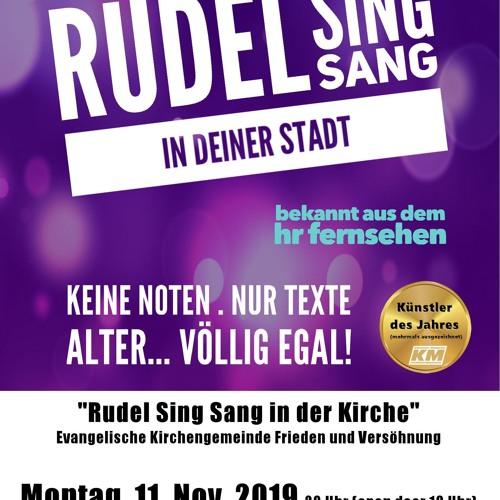 HR1, HR4, HR Info Bericht über den Rudel Sing Sang in Frankfurt
