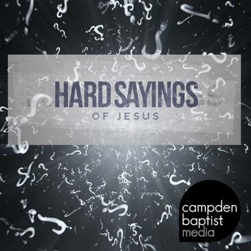 Love your enemies | Matt 5:43-48 | 17 Nov 19 | David Silvester | Am | Hard Sayings of Jesus