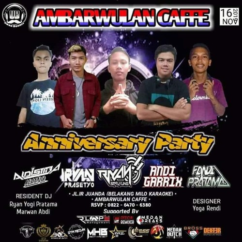 Anniversarry Party - [ Riyan Sipayung ]