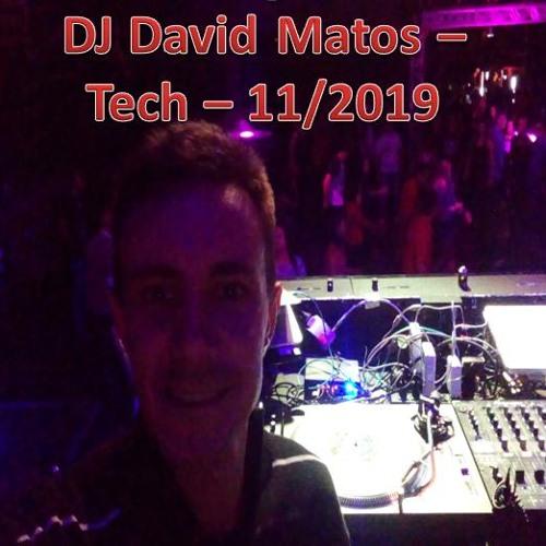 Novembro 2019 Vol 1 Tech House - DJ David Matos