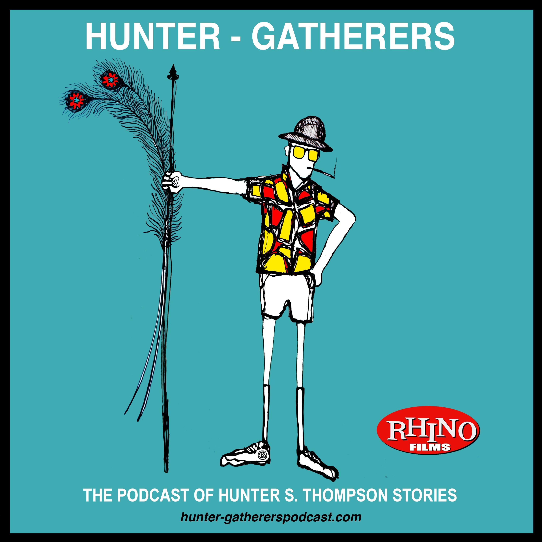 Hunter-Gatherers Podcast: Chris Kelly