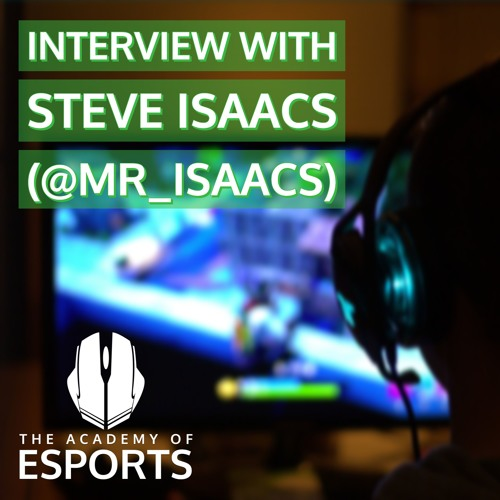 Interview with Steve Isaacs (@mr_isaacs)