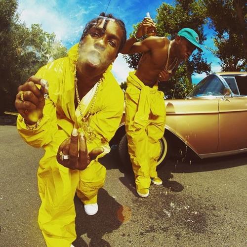 A Ap Rocky X Tyler The Creator Potato Salad Remix By Coka030