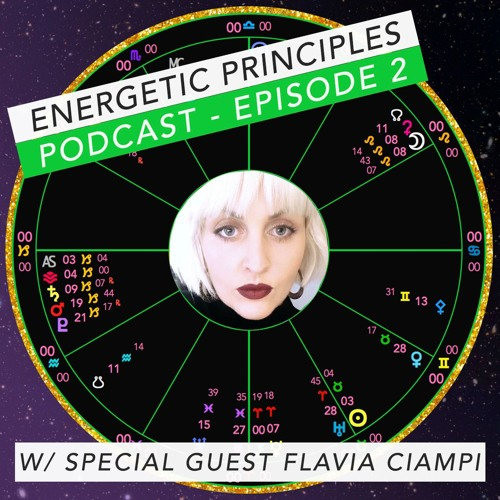 Week of April 23rd 2018 with special guest Flavia Ciampi - Mental Discipline w/ Meditation