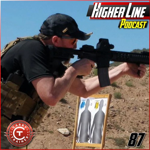 Make it Quiet. Lessons from a Air Force Special Ops | Higher Line Podcast #87