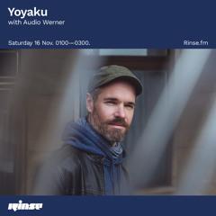 Yoyaku with Audio Werner - 16 November 2019