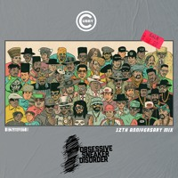OSD 12th Anniversary Mix (Tape?) Artwork