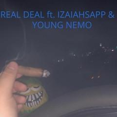 REAL DEAL ft. IZAIAHSAPP
