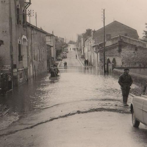 """""""Vivre avec les crues du Thouet"""" - Café souvenir le 23 Novembre à St Loup"""