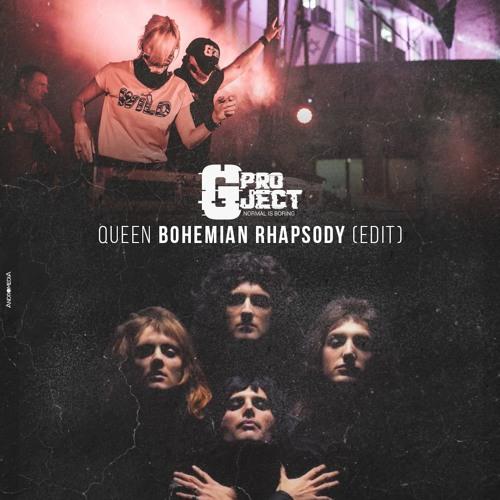 QUEEN - bohemian rhapsody (gproject edit)